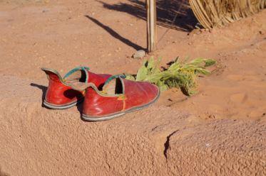 Leather Shoes Fes