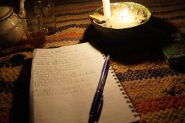 Long Night in Sahara