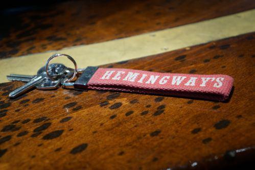 At Hemingway's
